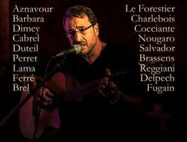 La chanson française en toute intimité... au...