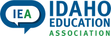 Idaho Education Association logo
