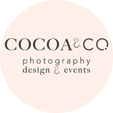 COCOA & CO. PHOTOGRAPHY STUDIO logo