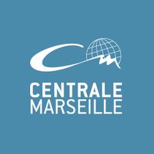 École Centrale de Marseille logo