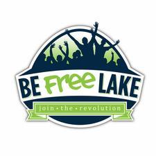 Be Free Lake logo