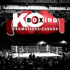 K.O. Boxing Promotions  logo
