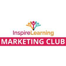 Inspire Learning Marketing Club logo