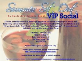 Summer Set Out: A Private VIP Social
