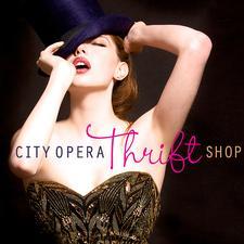 City Opera Thrift Shop logo