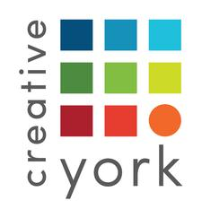 Creative York logo