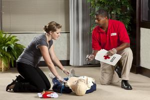 Adult & Pediatric First Aid/CPR/AED - Instructor-Led