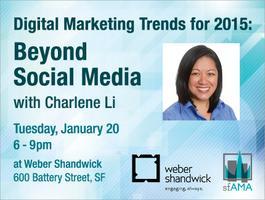 Digital Marketing Trends for 2015: Beyond Social Media