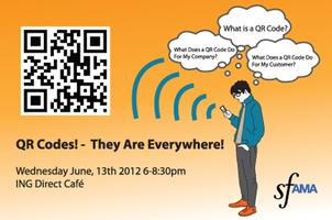 QR Codes - They are everywhere!