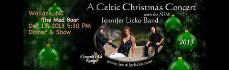 A Celtic Christmas Dinner & Concert