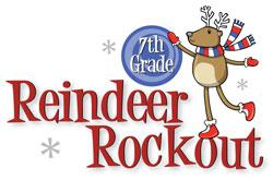 Reindeer Rockout 7th Grade 2013