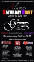 Grooves Homecoming Saturday