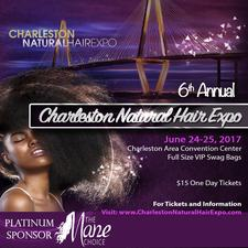 Charleston Natural Hair Expo logo