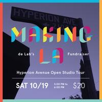 Hyperion Avenue Open Studio Tour