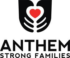 Anthem Strong Families logo