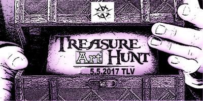Treasure Art IV - Hunt for Original Art | אמנות מוטמנת...
