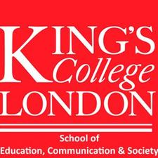 School of Education, Communication and Society, King's College London logo