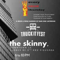 Third Thursdays - Gourmet Food Trucks, Beer & Wine in DTLA