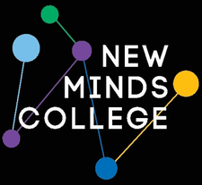 New Minds Fitness College logo