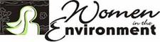 Women in the Environment logo