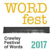 WORDfest Crawley logo