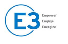 E3 Twin Cities logo