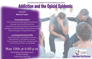 The CCFW Presents: Addiction and the Opioid Epidemic
