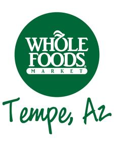 Hosted by Compadre High School in partnership with Whole Foods Market Tempe logo