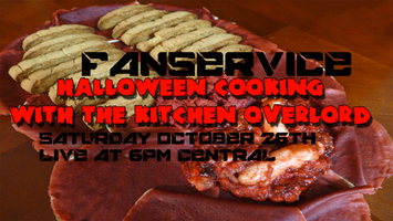 Halloween Cooking with the Kitchen Overlord