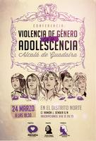 Conferencia: Violencia de género en la adolescencia