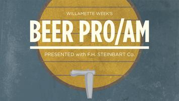 Willamette Week's Beer Pro/Am Presented with F.H....