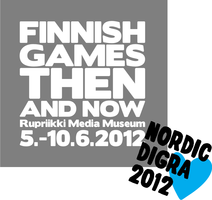 Finnish Games Then and Now / Nordic DiGRA 2012...