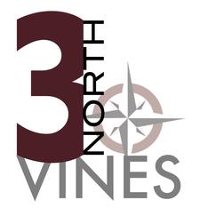3 North Vines logo