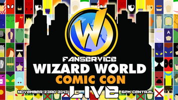 Wizard World Live - The Cosplay Tapes Filming