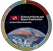 School of Earth and Space Exploration at ASU logo