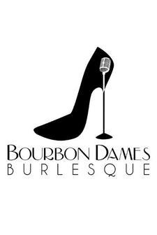 Bourbon Dames Burlesque logo