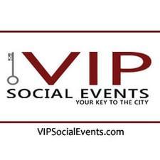 VIP Social Events logo