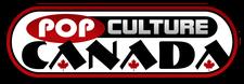 Pop Culture Canada  logo