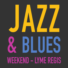 Lyme Regis Jazz& Blues Weekend logo