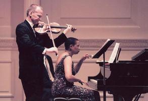 No-man's-land lullaby - Violine-und Klavierabend