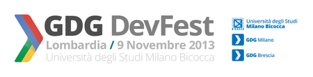 Google Developers DevFest Lombardia