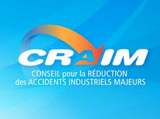 Conseil pour la réduction des accidents industriels majeurs (CRAIM) logo