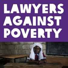 Lawyers Against Poverty logo