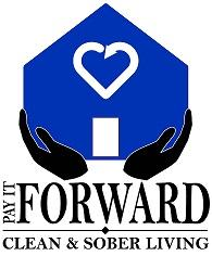 Pay It Forward - Clean & Sober Living logo