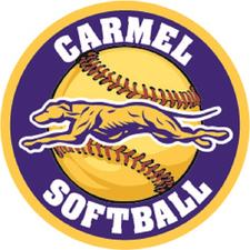 Carmel Softball Backers Club logo