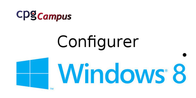 "FORMATION ""CONFIGURER WINDOWS 8"""