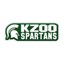 Kzoo Spartans logo