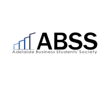 The Adelaide Business Students' Society (ABSS) logo