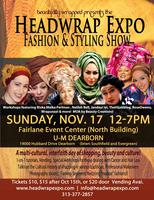 The Headwrap Expo by Beautifully Wrapped