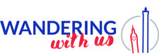 Wandering with Us - London logo